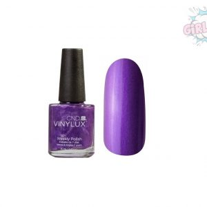 Лак Vinylux №117 Grape Gum, 15 мл